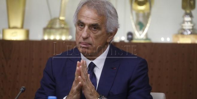 Vahid Halilhodzic dévoile sa première liste