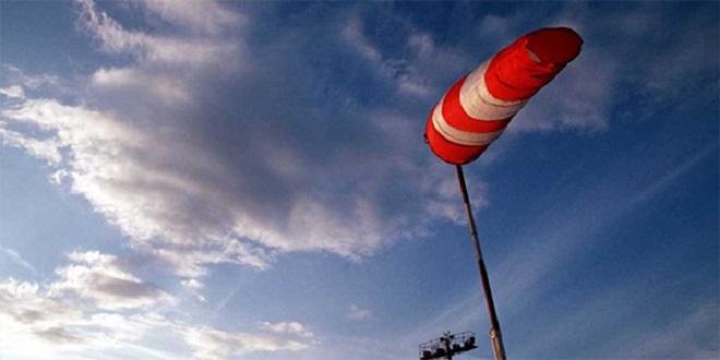 Météo: De fortes rafales de vent attendues mardi