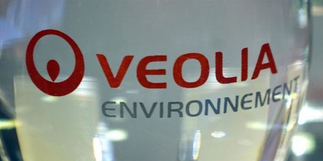 Augmentation de capital chez Veolia