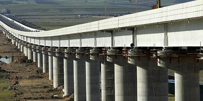 LGV : Le TGV atteint les 90% de taux de réalisation