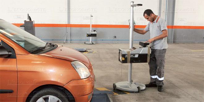 Visite technique: Délai prolongé pour les véhicules de moins de 3,5 tonnes