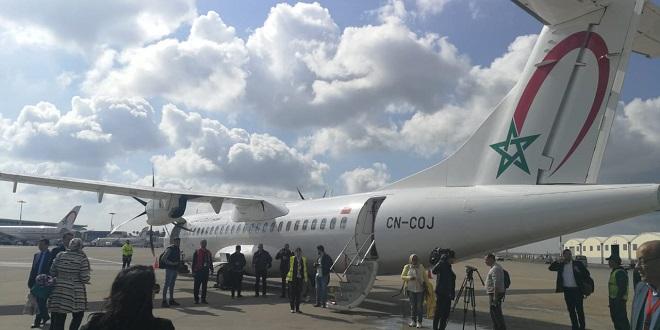 Casablanca-Bouarfa : Le premier vol opéré