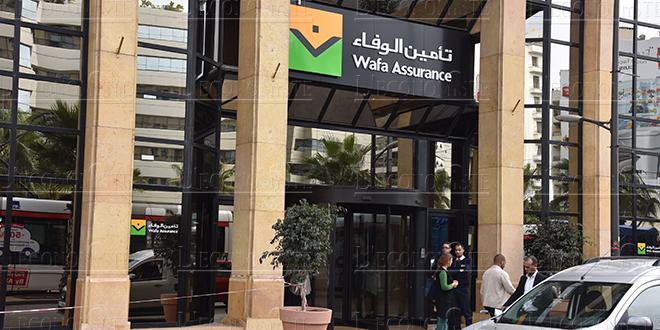 Wafa Assurance : Le C.A. en hausse