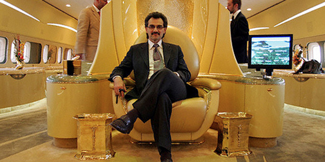 Al-Walid ben Talal libéré