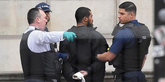 Attaque contre le Parlement à Londres
