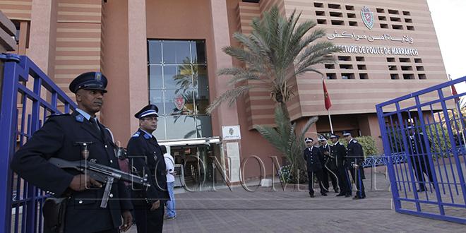 Marrakech : Deux policiers corrompus arrêtés