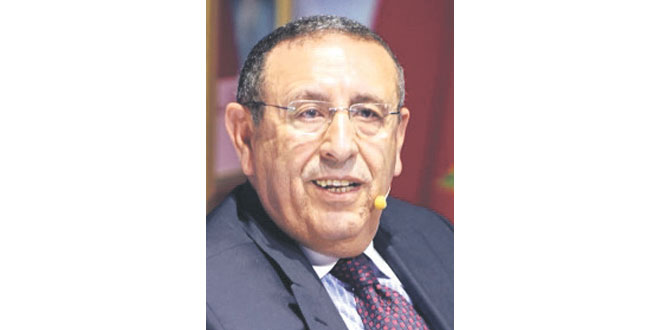 Youssef Amrani en campagne
