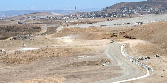 Zone d'activité économique à Fnideq: Les travaux démarrent
