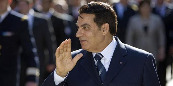 Tunisie: L'ex-président Ben Ali serait décédé