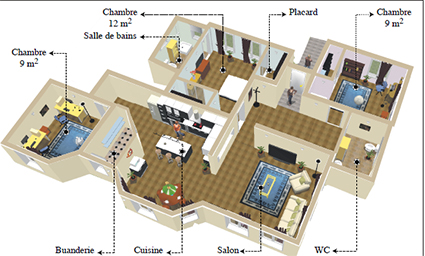 logement pour classe moyenneles sp cificit s d un. Black Bedroom Furniture Sets. Home Design Ideas