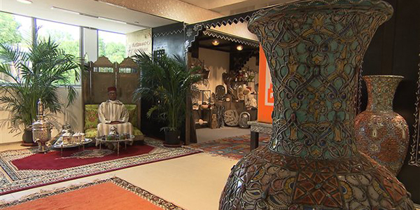 une maison du maroc amsterdam l 39 economiste. Black Bedroom Furniture Sets. Home Design Ideas