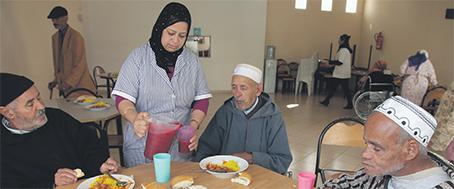 Personnes g esune campagne d assistance mitig e l for Aide sociale personnes agees maison de retraite