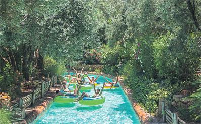 Oasiria 1er Parc Aquatique Marocain Fete Ses 10 Ans L Economiste