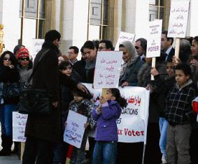 l gislatives du 25 novembreles mre contestent le vote par procuration l 39 economiste. Black Bedroom Furniture Sets. Home Design Ideas