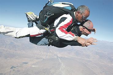 parachutisme a taroudant