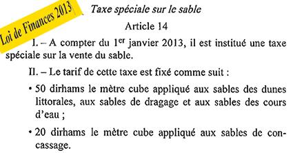 Cafouillage autour de la taxe sur le sable l 39 economiste - Taxe sur les maisons payees ...