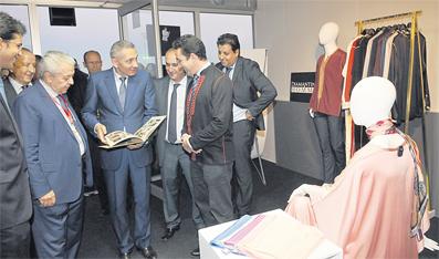 Salon du textile l espoir est de retour l 39 economiste for Salon du textile