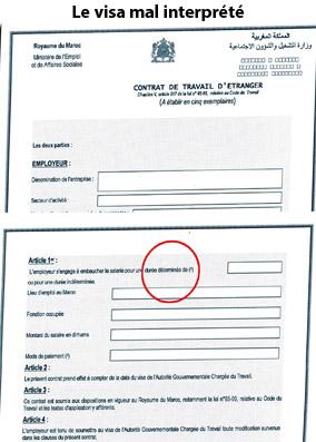 Salaries Etrangersles Degats D Une Etrange Jurisprudence L